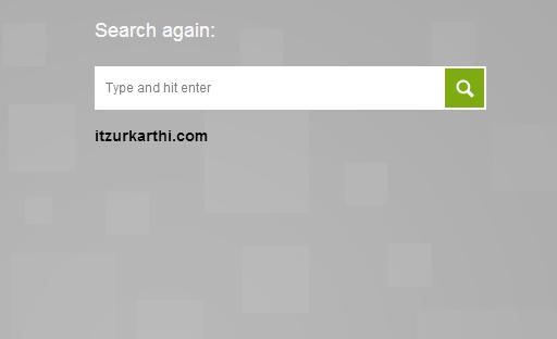 CSS Search Box Design