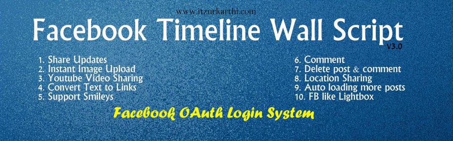 Facebook wall script 30 timeline oauth location sharing facebook wall script 3 ccuart Image collections